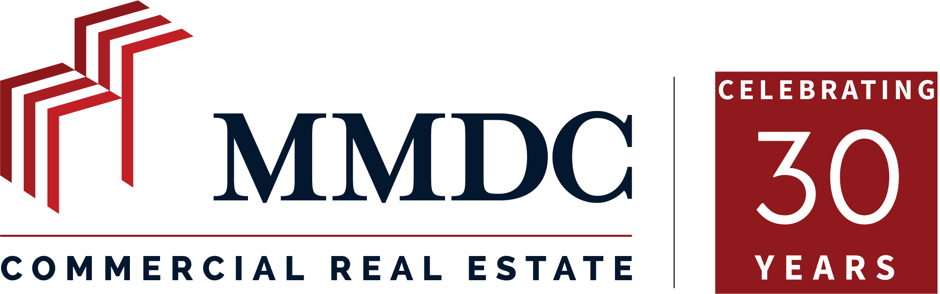 MMDC Company | Commercial Real Estate Logo